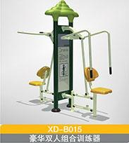 XD-B015   豪华双人组合训练器