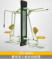 XD-B020豪华双人组合训练器